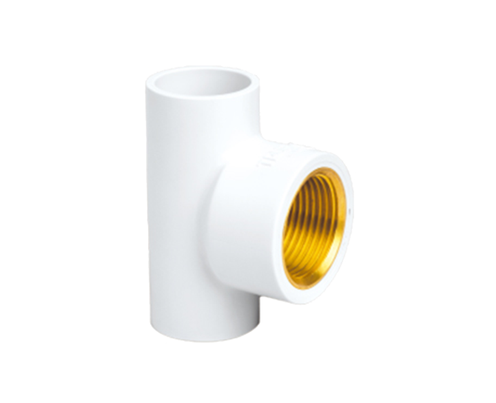 ASTM Reducer Tee Brass Thread