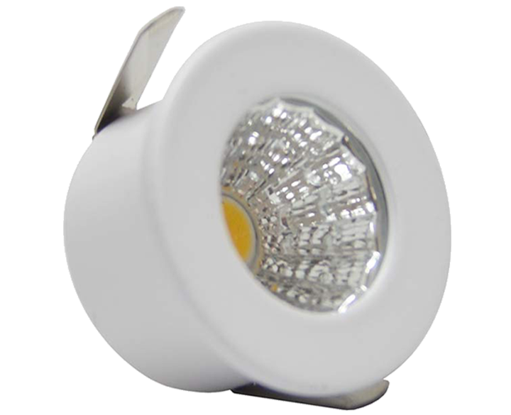 LED Round COB Button