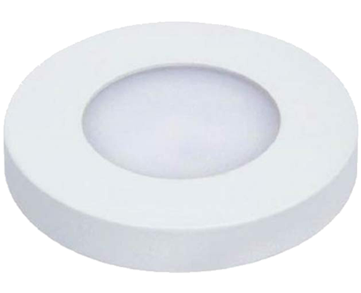 LED Open Round Slim Panel 869A-3