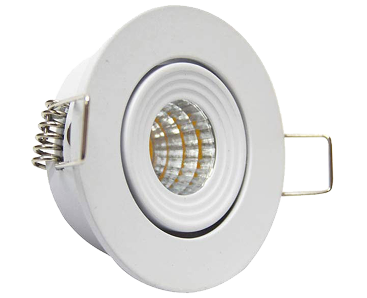 LED Round Twist COB 335