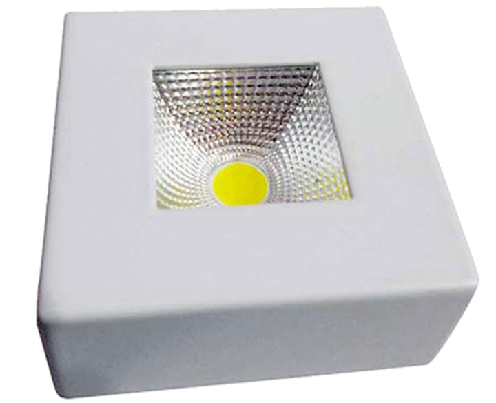 LED Square COB Open 192-3