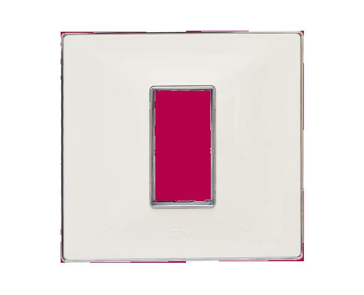 1 Module Plate Glossy