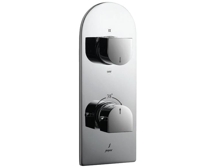 Aquamax Exposed Part Kit of Thermostatic Shower Mixer ARI-CHR-39683K
