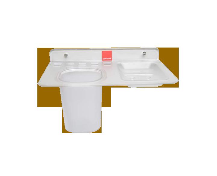 Bath Shelf ABS 2 in1 Elite