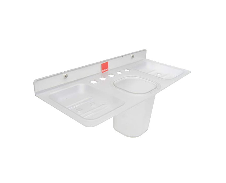 Bath Shelf ABS 3 in1 Elite