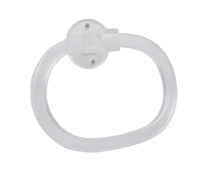 Towel Ring Acrylic Temple