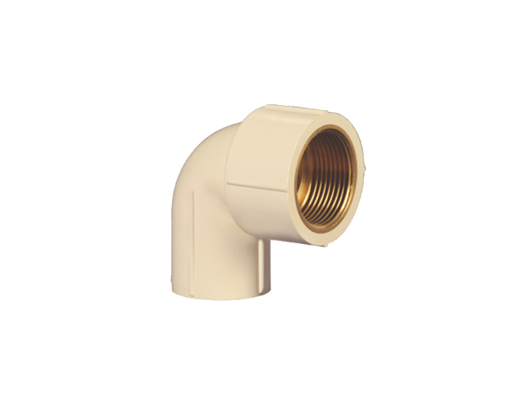 CPVC Reducer Elbow Brass Thread