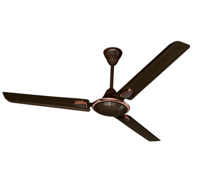 Ceiling Fan Super Briz Deco Smoked Brown