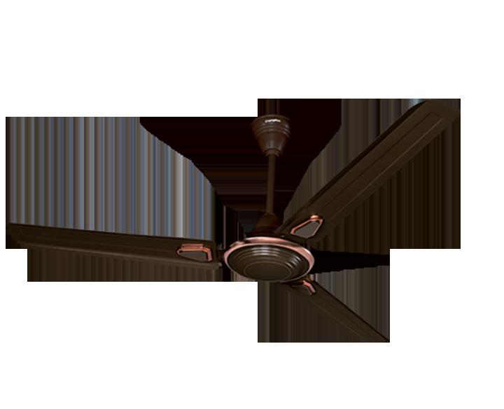 Ceiling Fan Super Briz Deco Smoked Brown