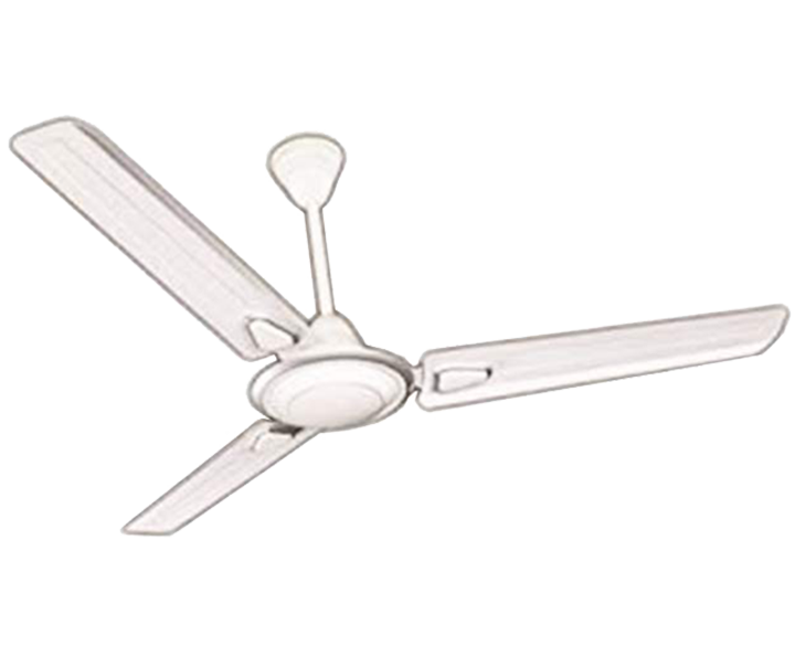 Ceiling Fan Super Briz Deco Silver White