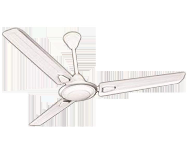 Ceiling Fan Super Briz Deco Silver White
