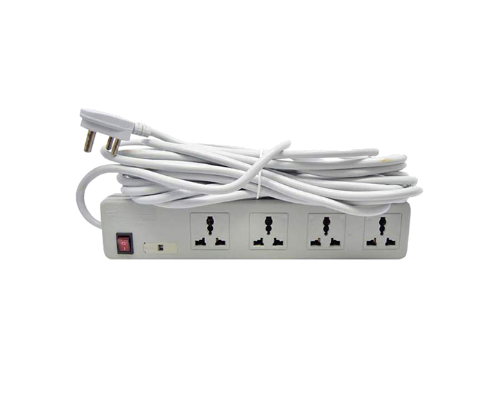 Power Strip 4Way 10mtr