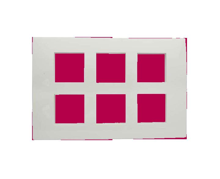 12 Module Plate