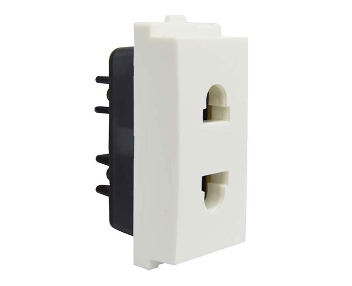 2 Pin Socket 6A
