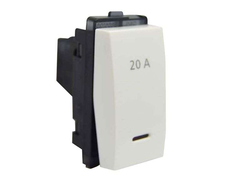 20A 1 Way Switch with Indicator