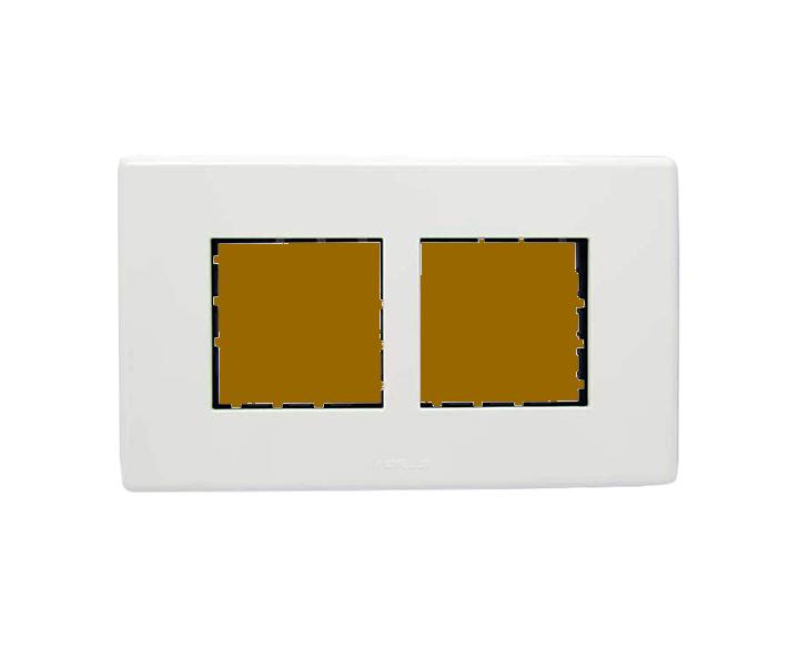 4 Module Plate Fabio