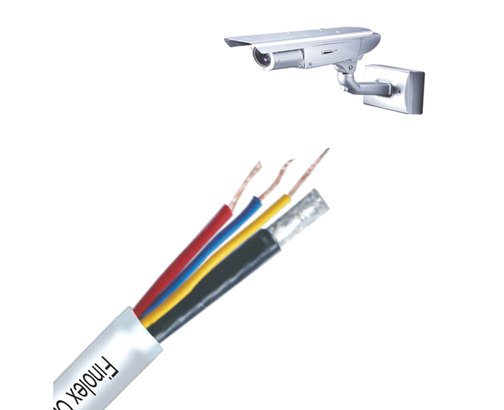 CCTV Cable 3+1