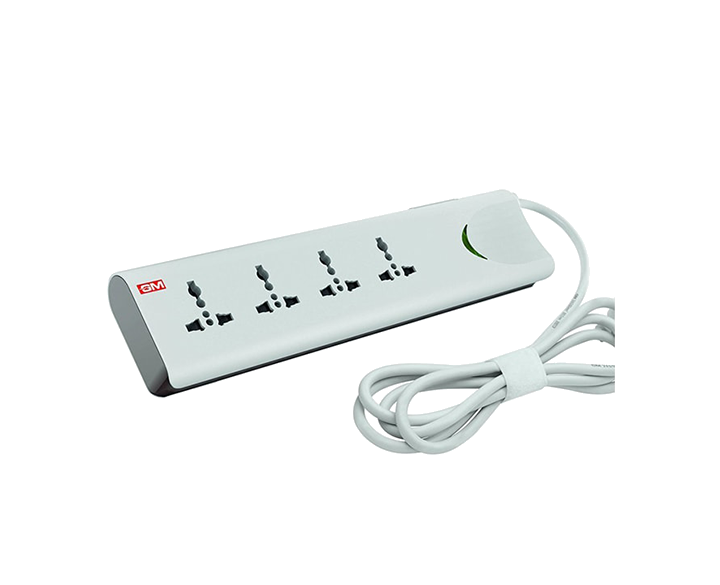 Power Strip 4Way 2mtr 3060