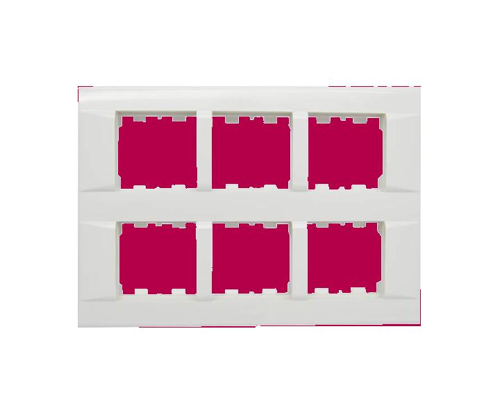 12 Module Plate DSQ