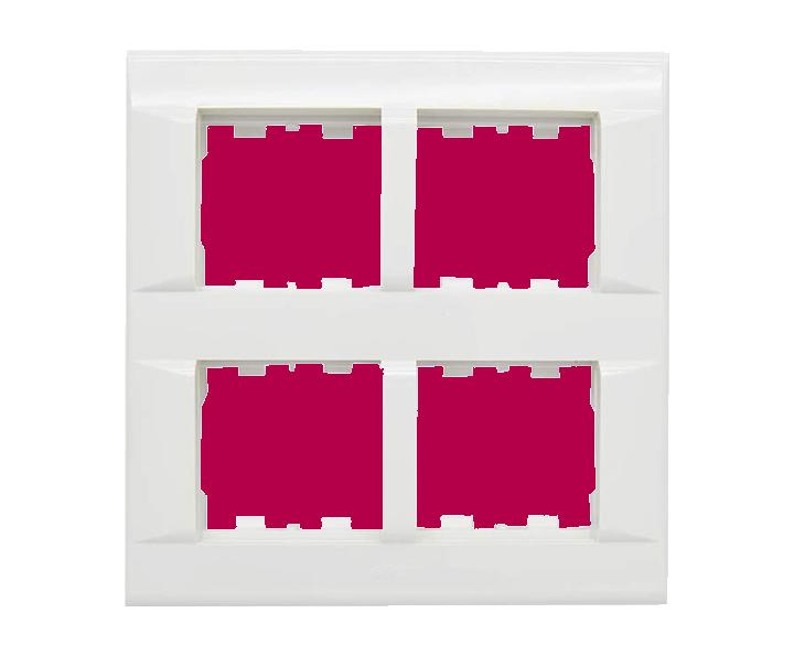 8 Module Vertical Plate DSQ