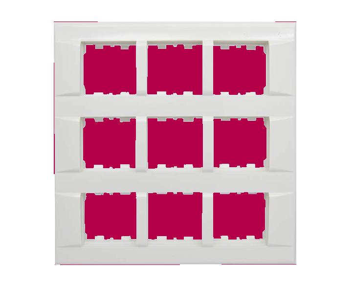 18 Module Plate DSQ