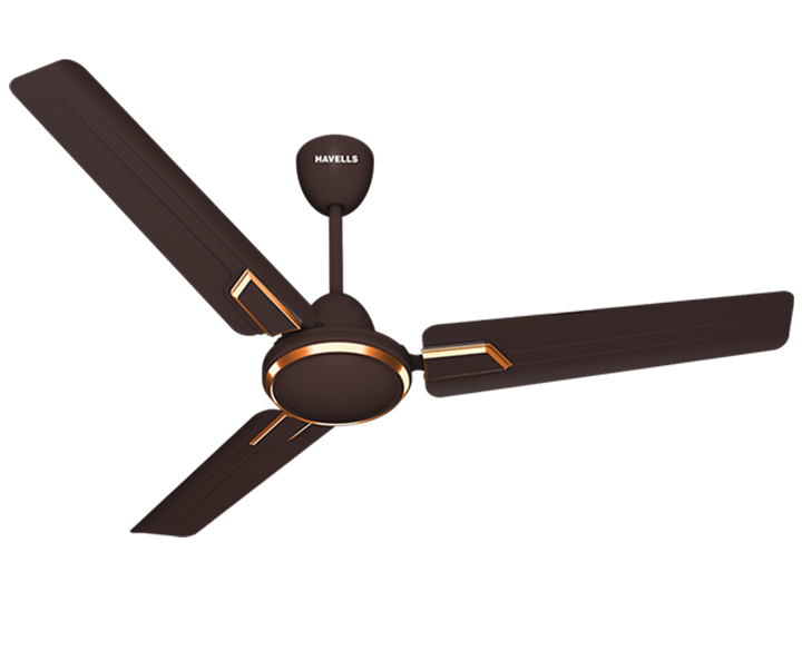Ceiling Fan Andria Espresso Brown