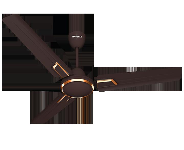 Ceiling Fan Andria Espresso Brown