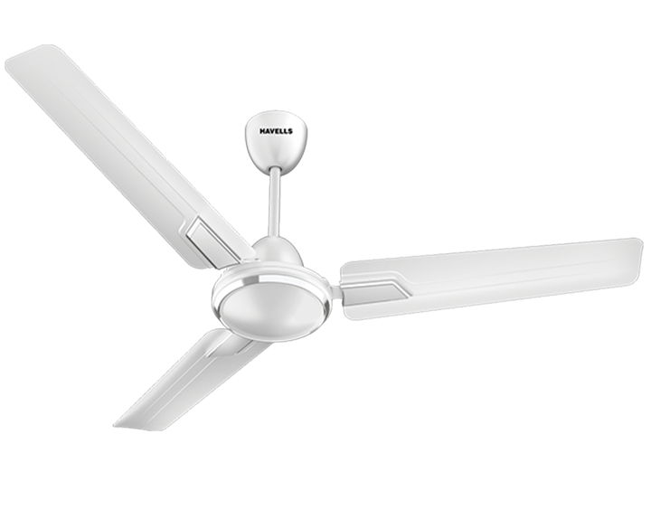 Ceiling Fan Andria Pearl White