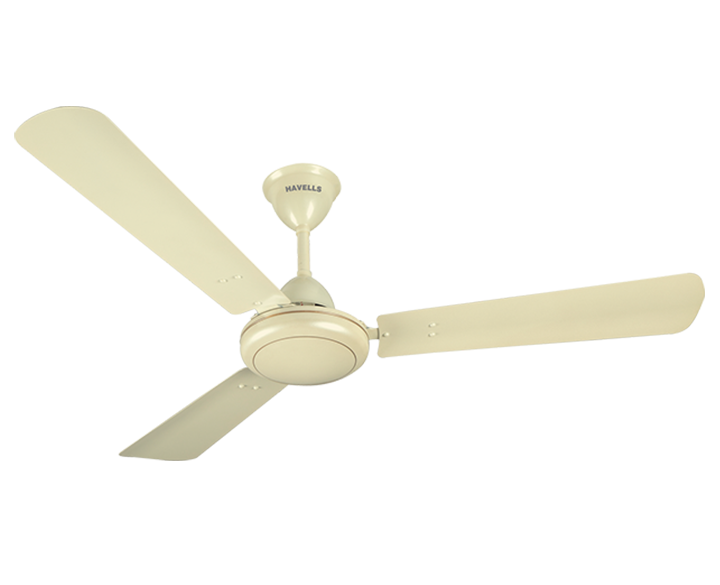 Ceiling Fan SS 390 Metallic Pearl Ivory Gold