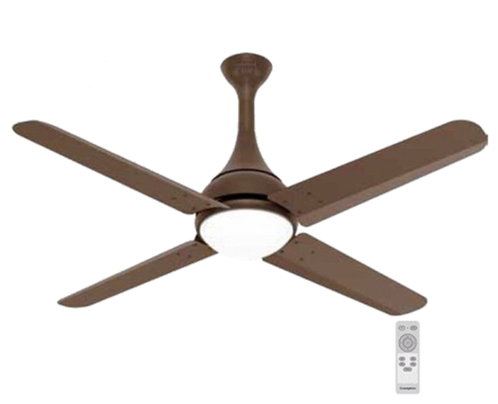 Ceiling fan Futuro Under Light
