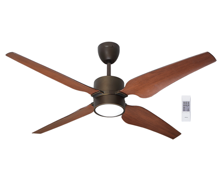 Ceiling fan Momenta Under Light
