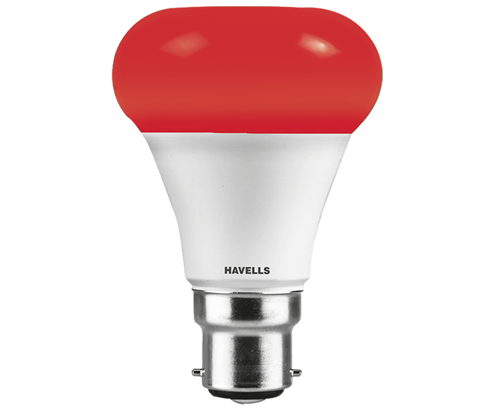 LED Lamp Rojo