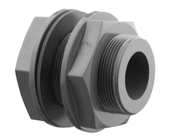 Tank Connector With Mesh