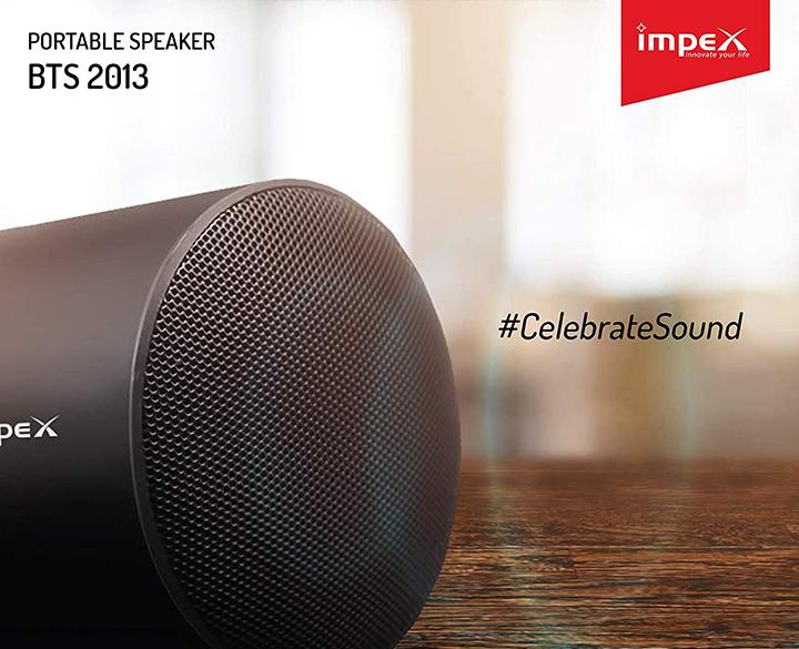 Bluetooth Speaker BTS 2013