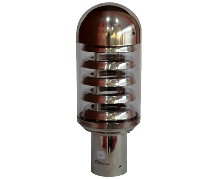 Gate Light Bollards Electra Stainless Steel