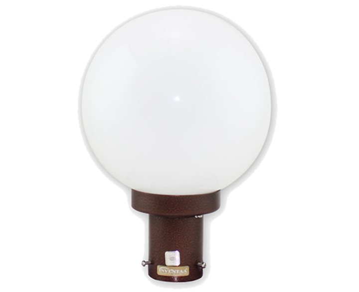 Gate Light Globe