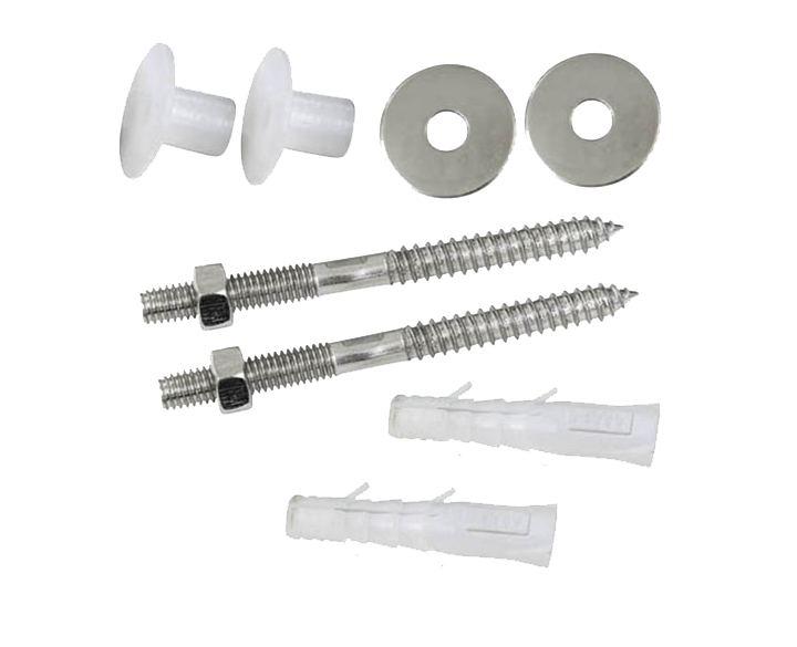 Rag Bolt Screw SS For Basin