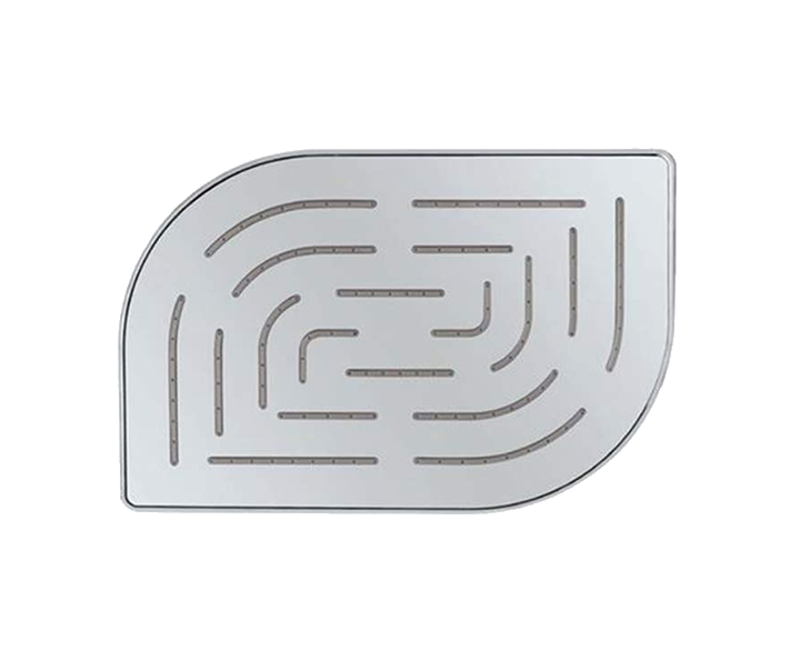 Alive Maze Overhead Shower OHS-CHR-85859M