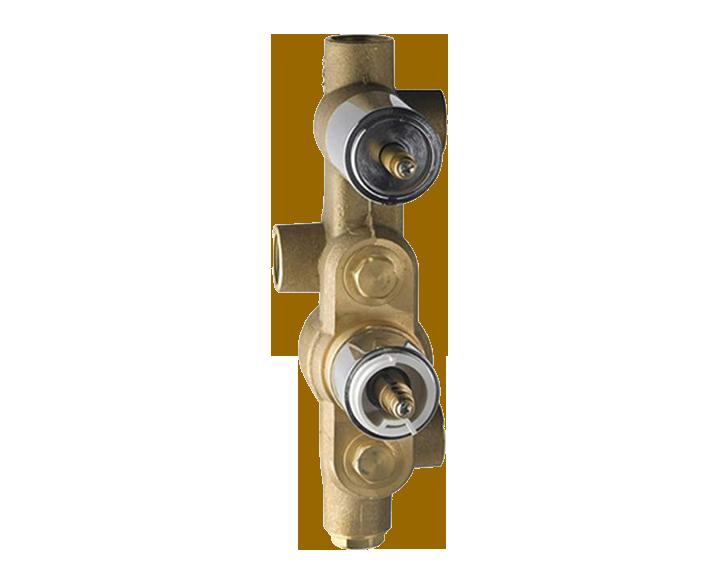 Aquamax Concealed Body ALD-CHR-681