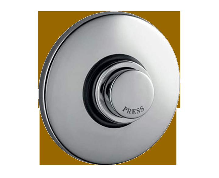 Auto Closing Concealed Urinal Flush Valve PRS-CHR-073