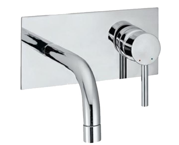 Basin Mixer Wall FLR-CHR-5233NK