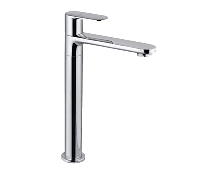 Basin Tap 1/2inch with 200mm Extension Body OPP-CHR-15021PM
