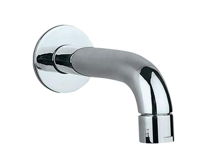 Bath Tub Spout with Wall Flange SPJ-CHR-5429