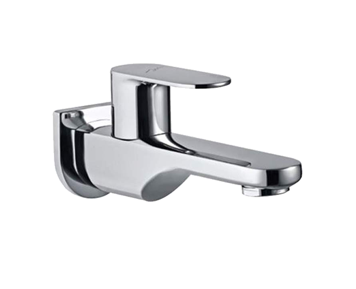 Bib Tap with Wall Flange OPP-CHR-15037PM