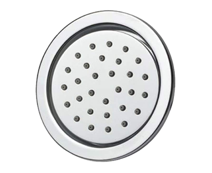 Body Shower 120mm Round Shape BSH-CHR-1761