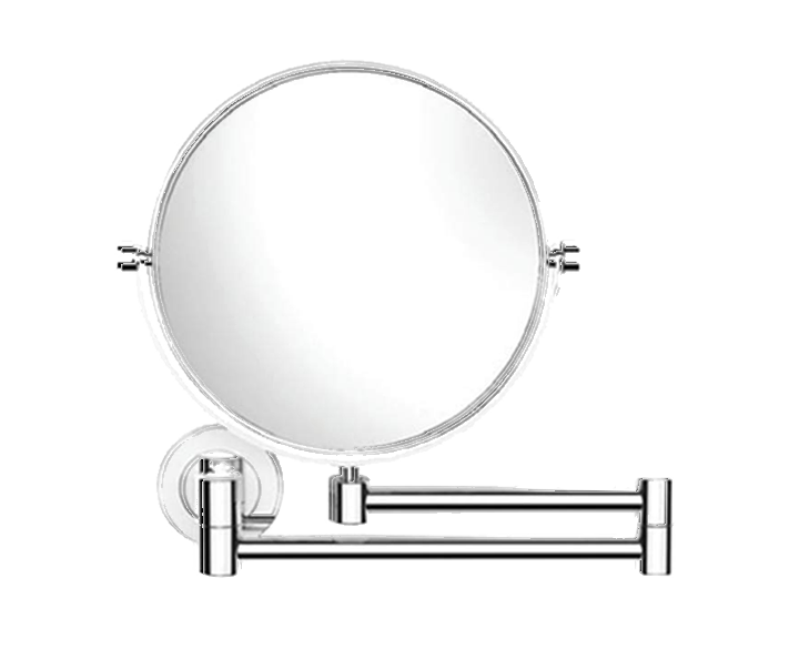 Double Arm Wall Mounted Mirror ACN-CHR-1193N