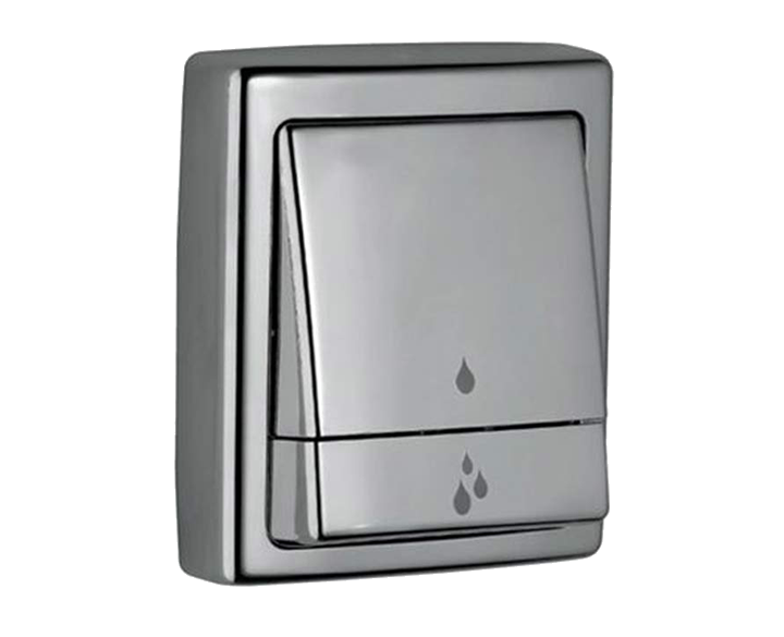 Metropole Flush Valve Dual Flow 32mm Size (Concealed Body) FLV-CHR-1085DFP