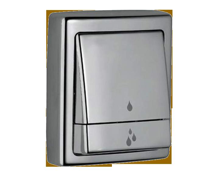 Metropole Flush Valve Dual Flow 40mm Size (Concealed Body) FLV-CHR-1089DFP