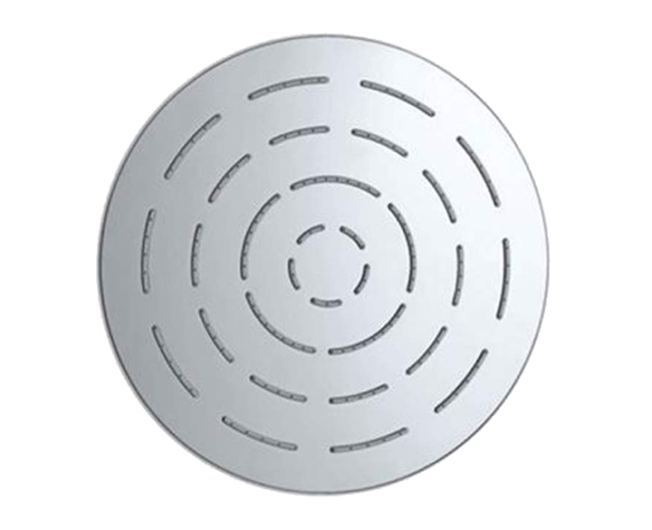 Round Shape Single Flow Maze Overhead Shower OHS-CHR-1623