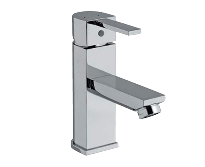 Single Lever Basin Mixer DRC-CHR-37011B
